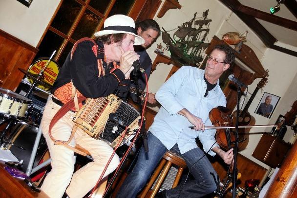 Yannick Monot & Helt Oncale Lousiana Band